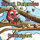 Smart Dummies participation badge (kidlit)