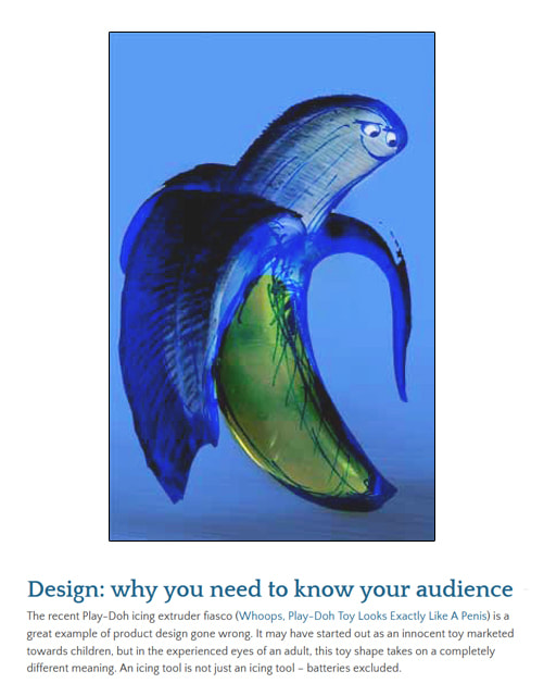 Design: why you need to know your audience ~ by Patricia Pinsk