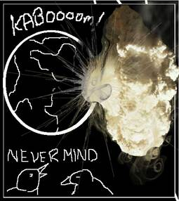 Kaboom (excerpt from Vancouver Comic Jam) ~~ © Patricia Pinsk